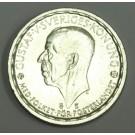1950 Sweden 2 Kronor Choice UNC MS64+