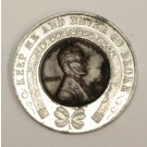 1929 encased USA Cent Niagara Falls souvenir