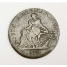 1781 North American Token VF20 original