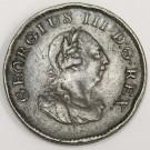 1806 Great Britain Farthing F/VF