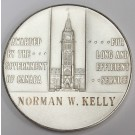Canada long service medal to Norman W Kelly
