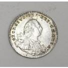 1800 Great Britain silver One penny George III EF/AU
