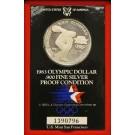 1983 S US One Dollar Los Angeles Olympics