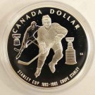1993 Canada Stanley Cup Proof Silver Dollar