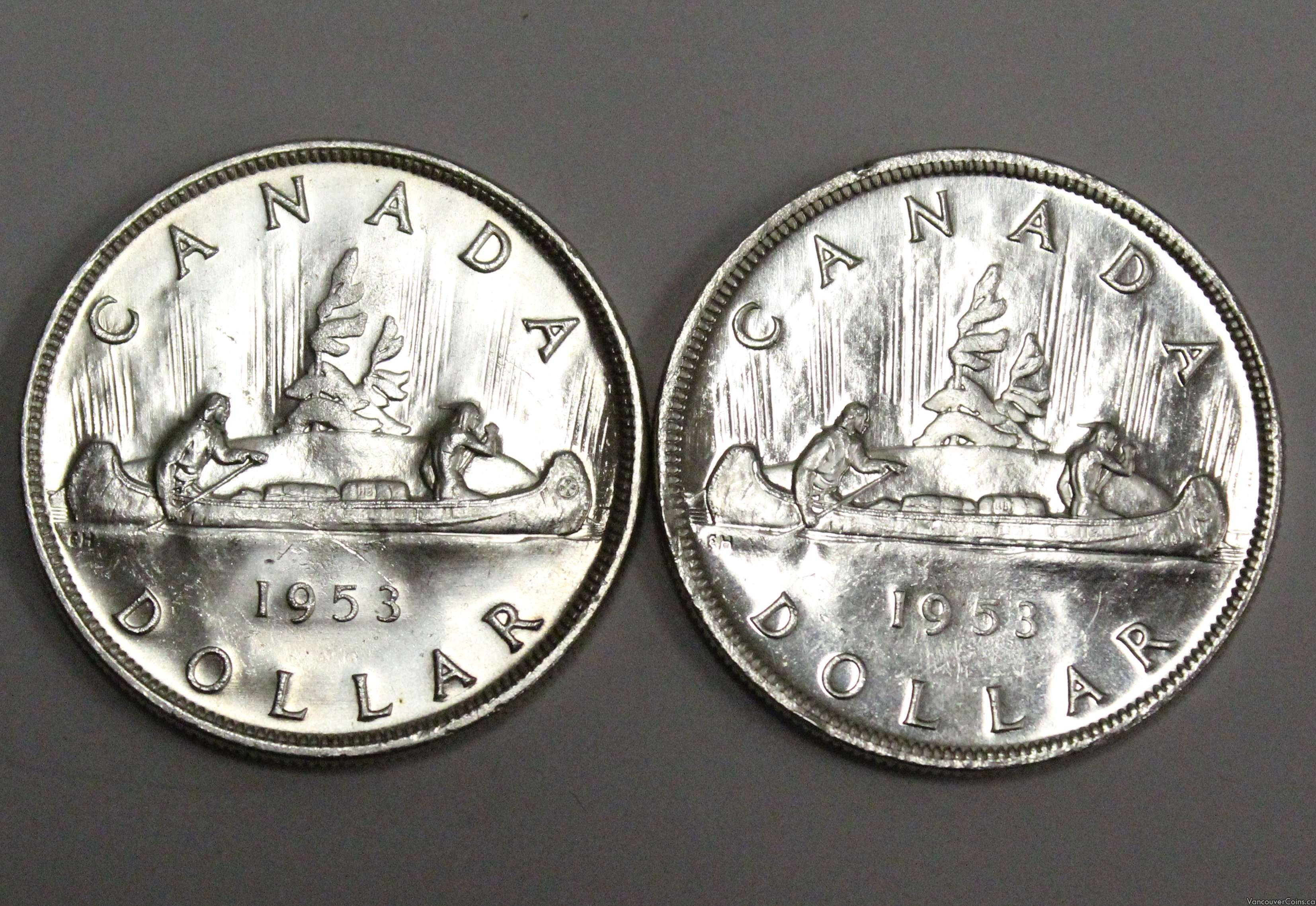 2011 CANADA $1 LOONIE UNC FROM MINT ROLL 100th ANNIVERSARY PARKS CANADA