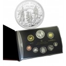 2012 Canada Double Dollar Silver Proof set Anniversary of the war of 1812