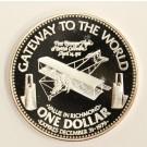 1979 Richmond BC Silver Trade Dollar