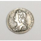 1739 two pence silver 2d S3714A George II   VF25