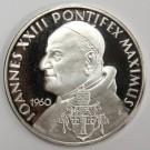 1960 Argenteus I Ducat silver JOANNES XXIII