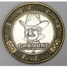 Sam Boyd Fremont Casino Las Vegas 999 fine Silver