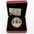 2018 Canada $20 Woolly Mammoth 1-oz .9999 silver coin