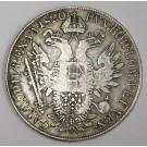 Austria 1820 M  Taler silver coin VG10