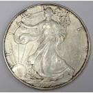 1996 American Eagle $1 silver uncirculated coin