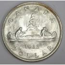 1935 Canada Silver Dollar choice MS64 or better
