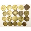 1701-1837 Great Britain Gaming Counter Tokens  20-tokens