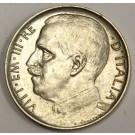 1921 R Italy 50 Centesimi AU58