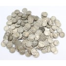 186x Dateless and Damaged Buffalo Nickels 1916-1937