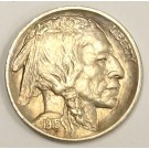 1915 Buffalo Nickel Choice Uncirculated MS63 details