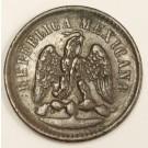 1889 Mo Mexico One Centavo EF40