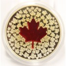 2013 Canada Maple Leaf Impression Silver $20 Dollar Proof Coin