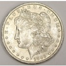 1885o Morgan silver dollar MS64