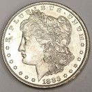 1883o Morgan silver dollar MS64