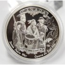 2013 Canada $1 One Dollar Proof silver coin