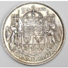 1937 Canada 50 Cents Choice Uncirculated MS64