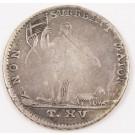 Malta 1769 15 Tari silver coin EMMANUEL PINTO John The Baptist