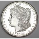 1882s Morgan Silver Dollar Gem Uncirculated