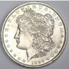 1884o Morgan Silver Dollar Choice Uncirculated