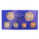 1974 Australia coin set  6-coins all Gem Proof condition