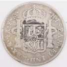 1794 Mexico 4 Reales silver coin FM KM#100 circulated