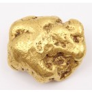 311.5 gram Placer Gold Nugget from Atlin British Columbia Extremely Rare
