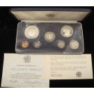 1973 Jamaica Silver Proof Set 7 Coins