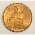 Great Britain 1937 Penny Choice  MS63RB