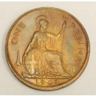 Great Britain 1940 Penny Choice  MS62RB